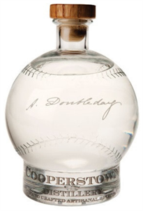 Abner Doubleday's Double Play Vodka 750ml